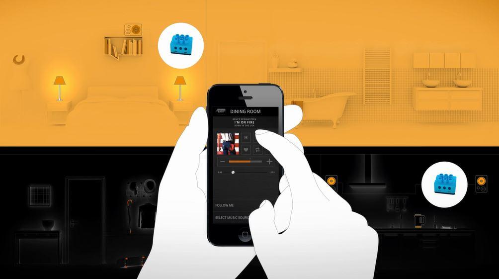 Commandez votre domotique de maison via votre smartphone ou tablette !