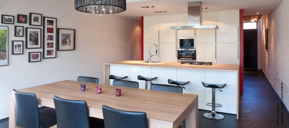 Ontdek de ONE domotica toepassingen voor de keuken - ONE domotica toepassingen en voordelen
