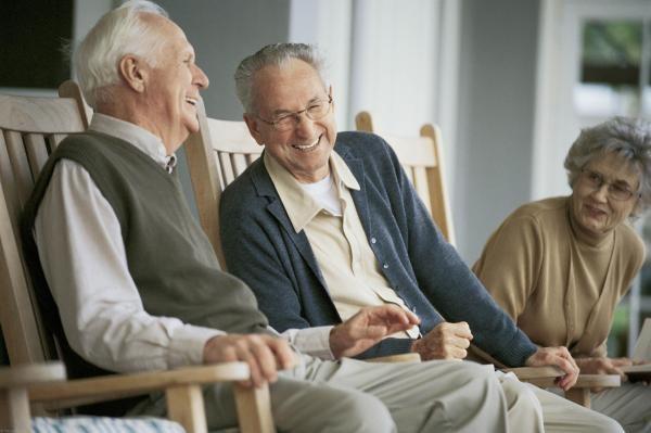 Un système domotique vient aussi en aide aux retraités !