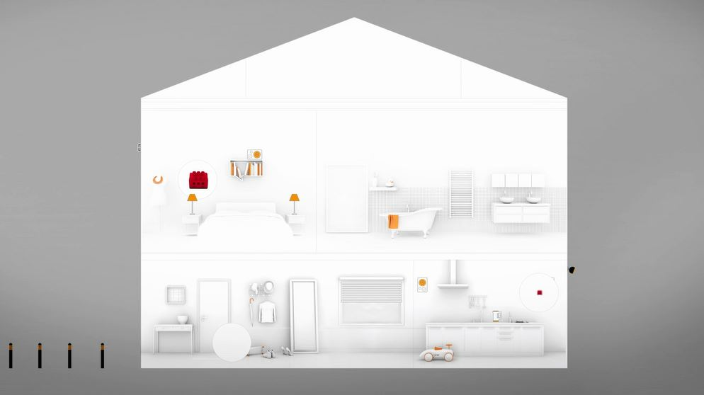 Domotica in een bestaande woning installeren? Perfect mogelijk met de draadloze domotica van ONE