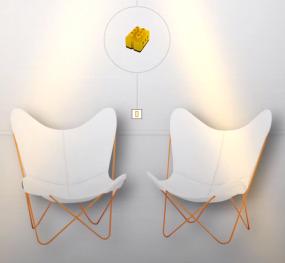 variateur de lampe la domotique pour tamiser la lumi re. Black Bedroom Furniture Sets. Home Design Ideas