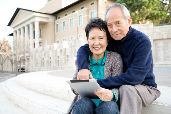 domotica voor ouderen - zorgdomotica