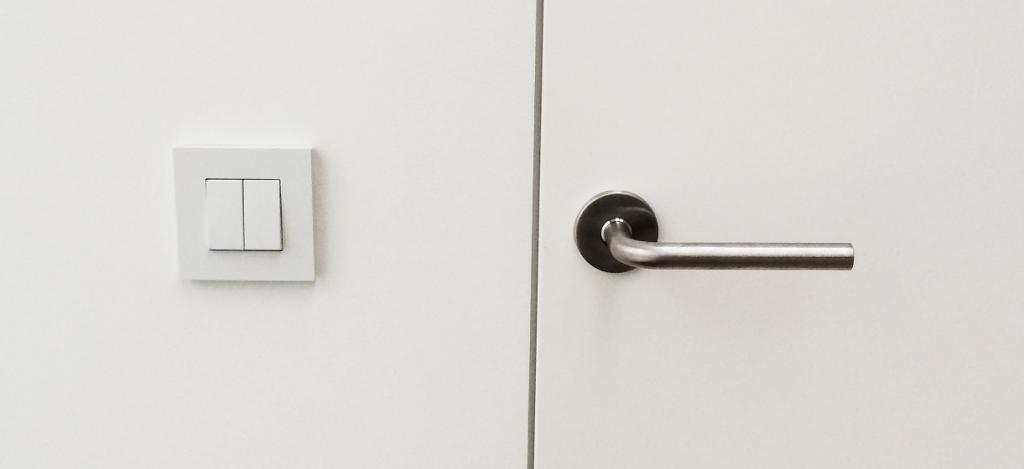 slimme drukknoppen in je woning - drukknoppen domotica systeem