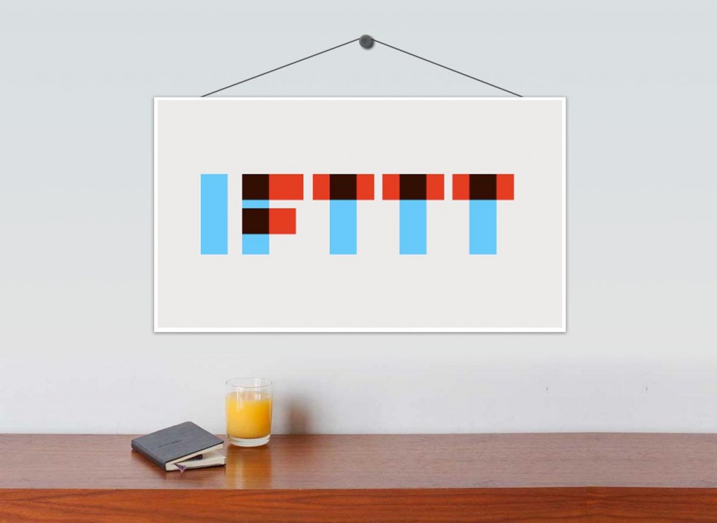 ifttt - home automation domotica