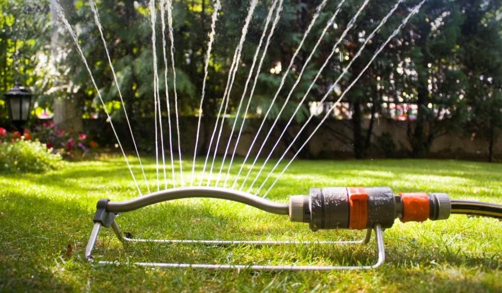 Domotica biedt heel wat mogelijkheden voor tuin en terras
