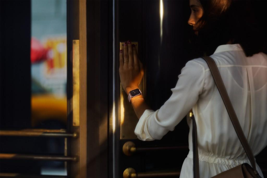 apple smart watch - domotica bedienen smarthome