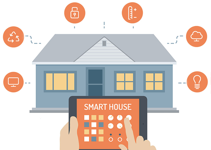 Aménager une habitation intelligente