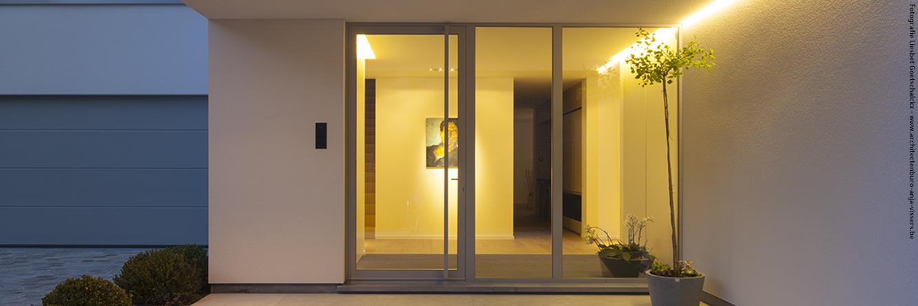 Anja Vissers architecte - woning te Vosselaar